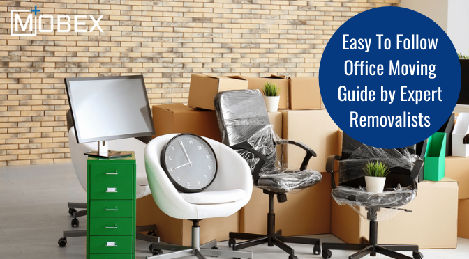 Easy To Follow Office Moving Guide by Expert Removalists